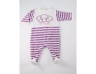 Pijama niña manga larga con ovejitas